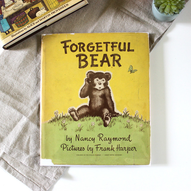 Forgetful Bear.
