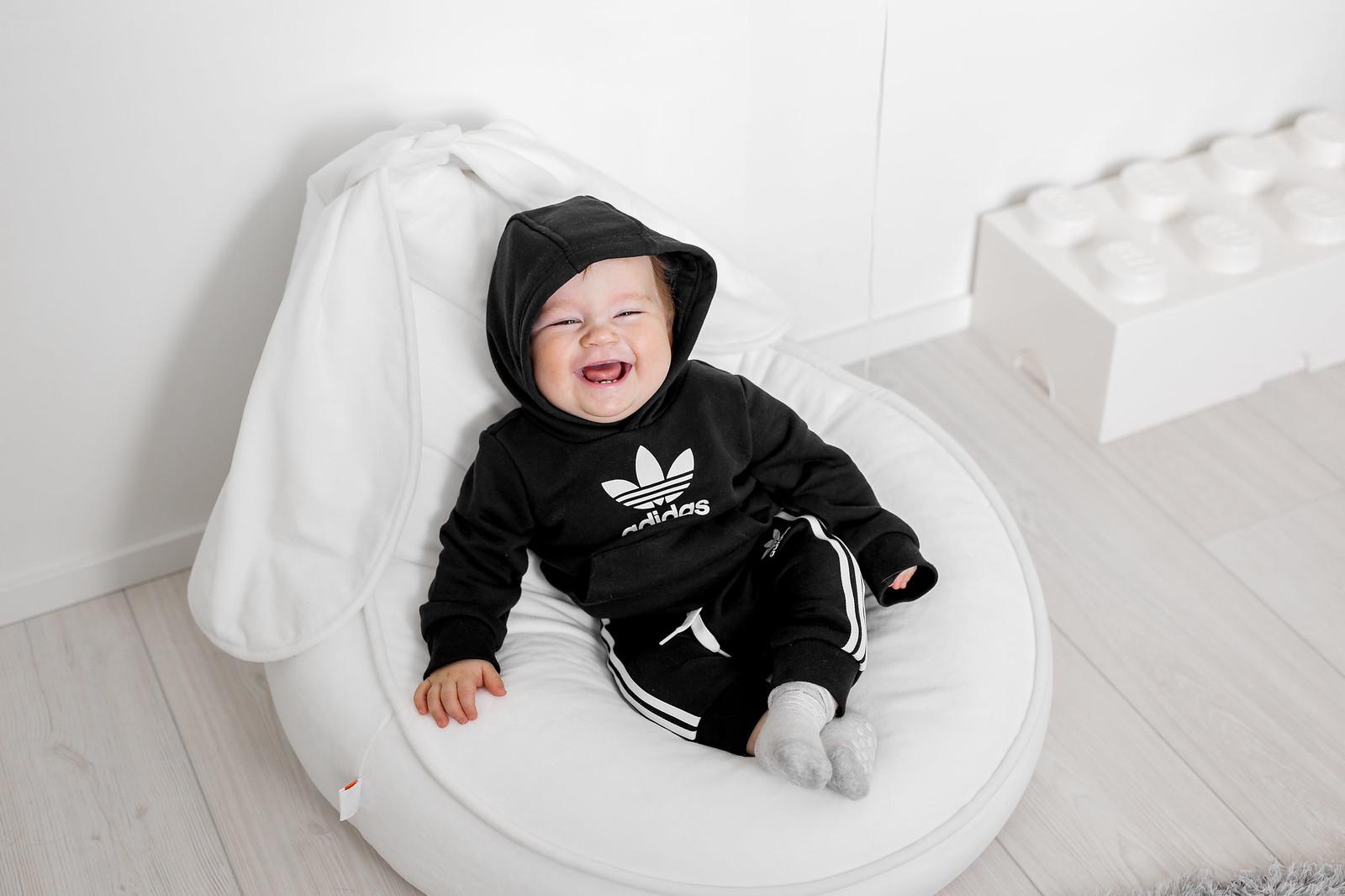 adidas vauvan setti