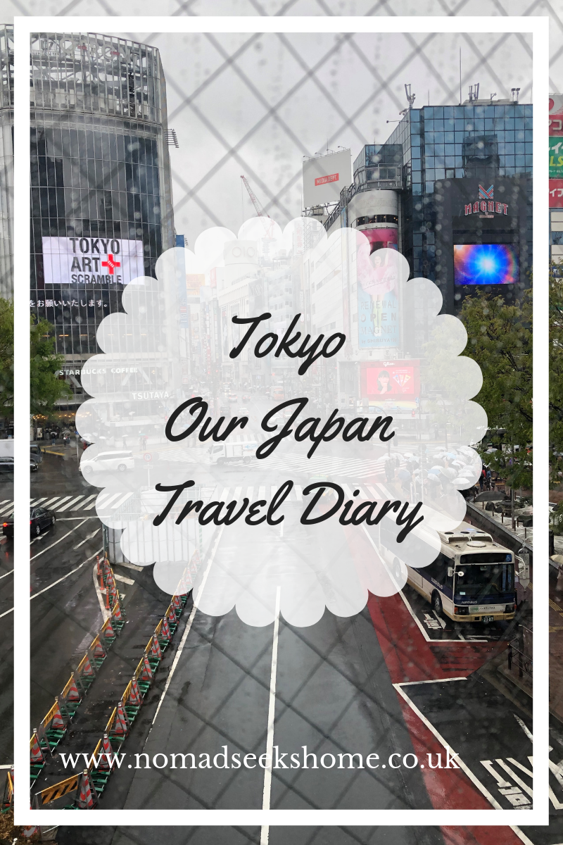 Tokyo: Our Japan Travel Diary