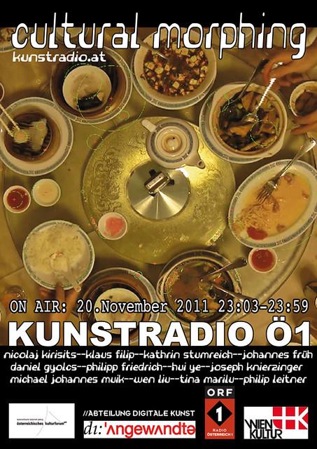 Cultural Morphing - Kunstradio Ö1