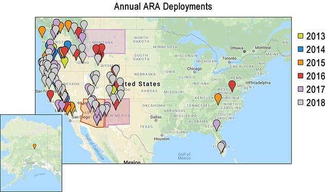 Air Resource Advisors chart