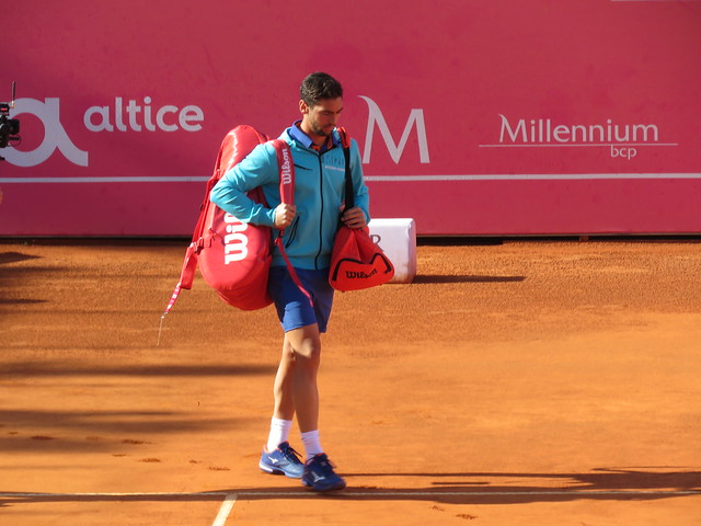 Guido Andreozzi. Millenium Estoril Open 01.05.2019