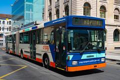 TPG Trolleybus NAW /Hess/Siemens BGT N2 708
