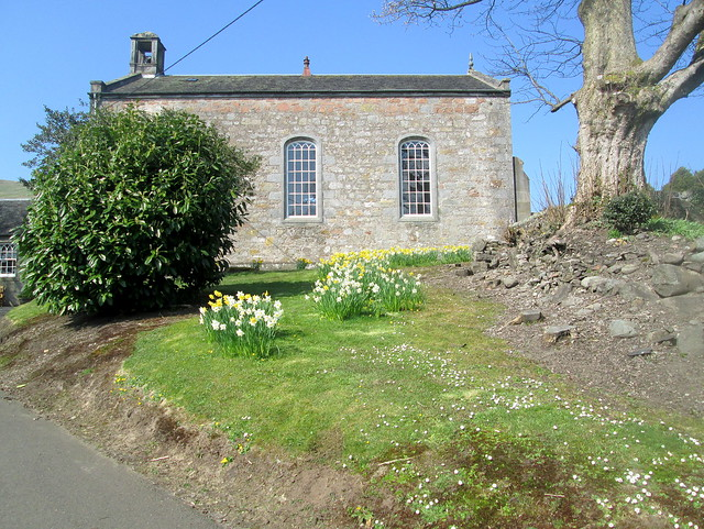 Yetts O' Muckhart Church 2