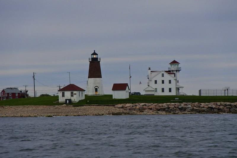 Point Judith Harbor of Refuge, RI