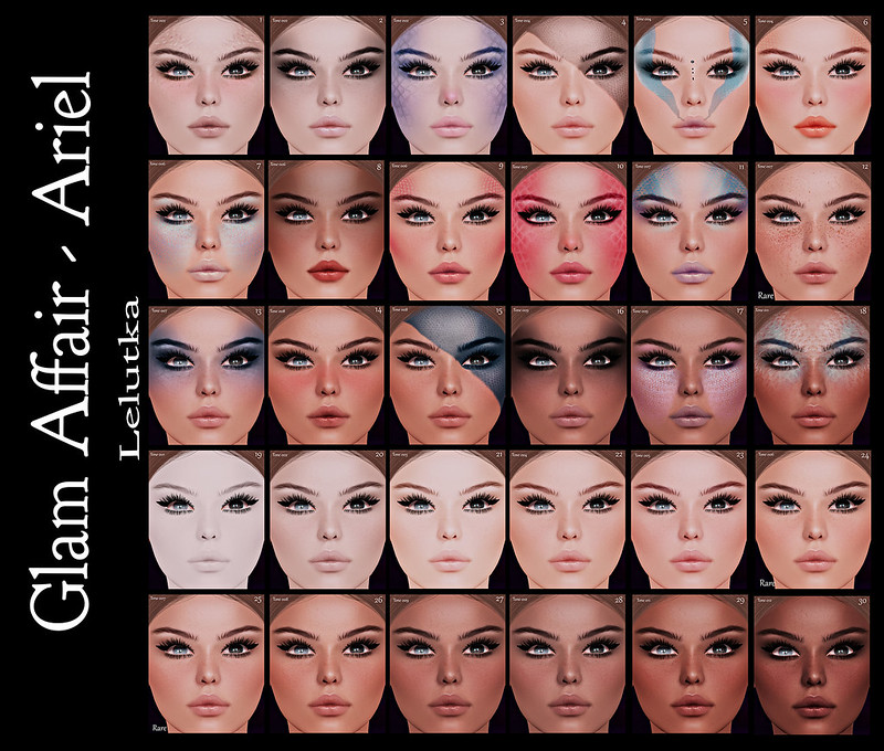 Glam Affair - Ariel K9 Gacha
