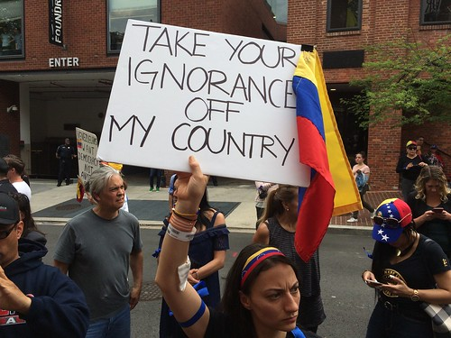 Venezuela Embassy Takeover Stopped on Mayday | by Vision Planet Media