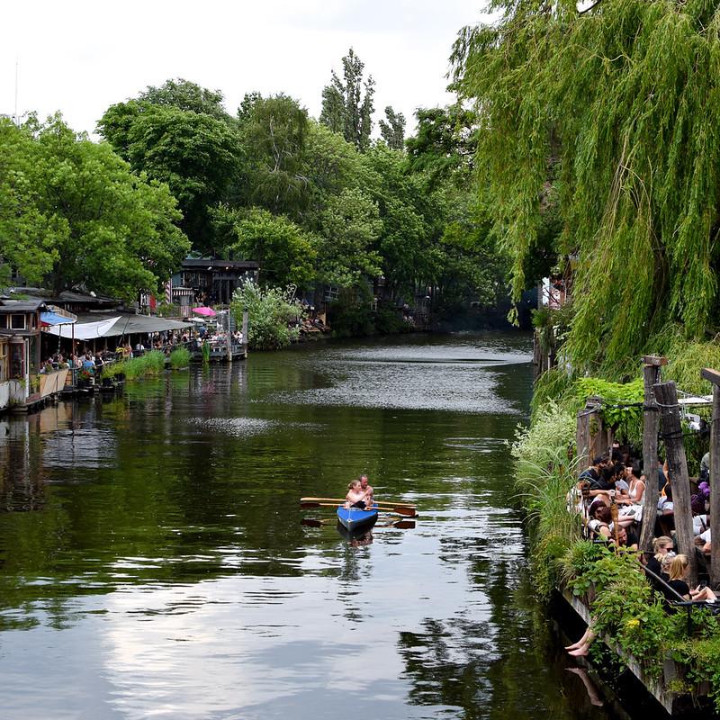 Vattendrag i Berlin