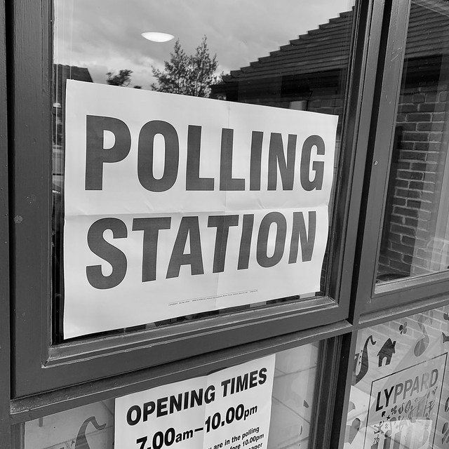 Local elections today