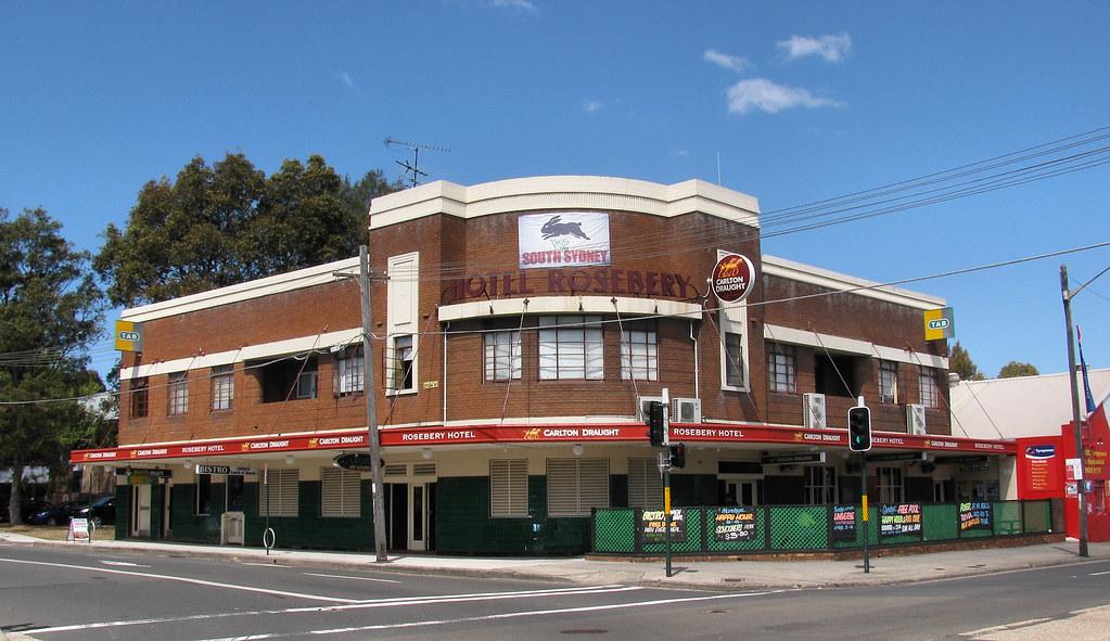 Hotel Roseberry, Roseberry, Sydney, NSW.