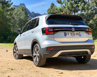 Essai Volkswagen T Cross Tfsi   by dsgforever