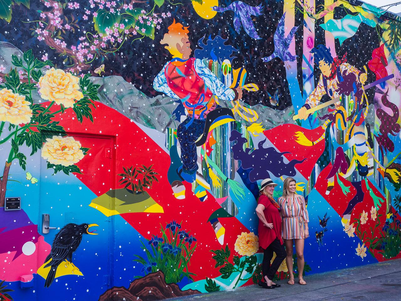 Miami, Wynwood Art District