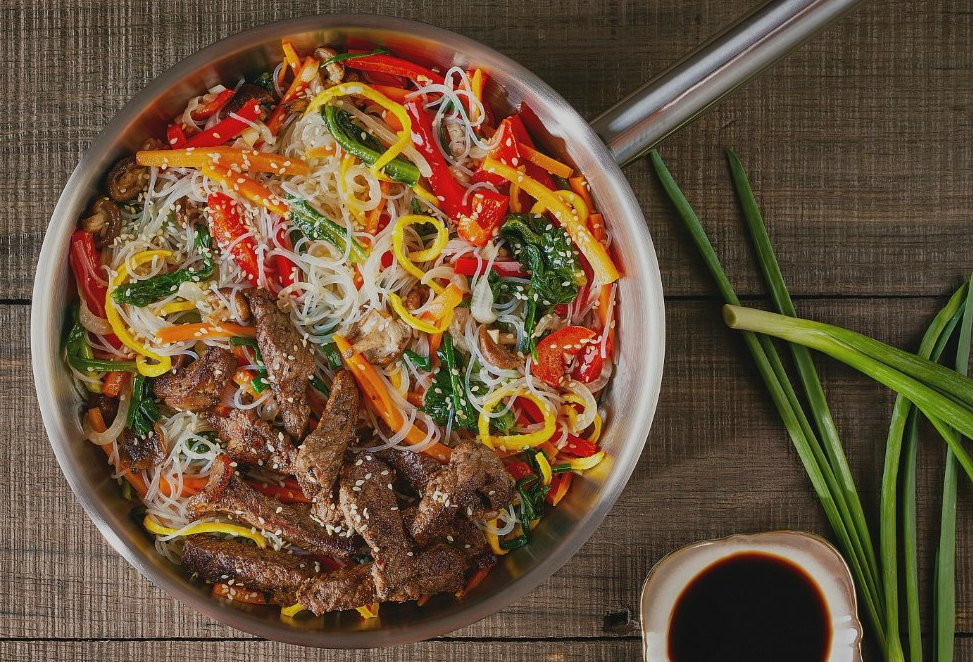 What to Eat in Seoul Korea - Japchae