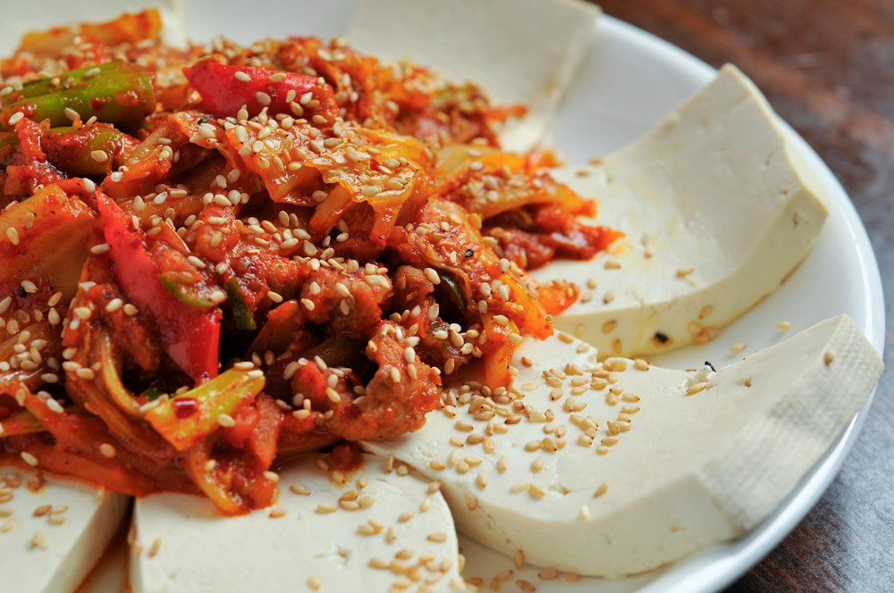 Korean Food: What to eat in Seoul - Dubu Kimchi