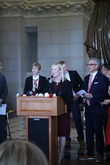 Rep. Hall celebrates Polish Day at the Capitol