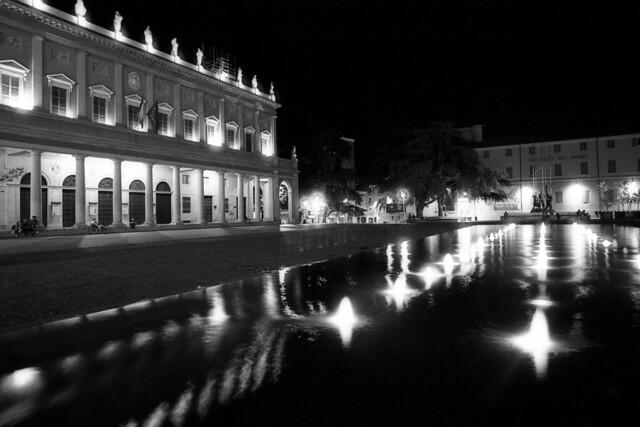 Piazza della Vittoria - Reggio Emilia - August 2017