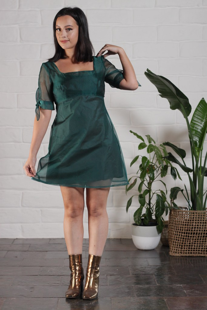 Julia Bobbin - JENNA dress - By Hand London