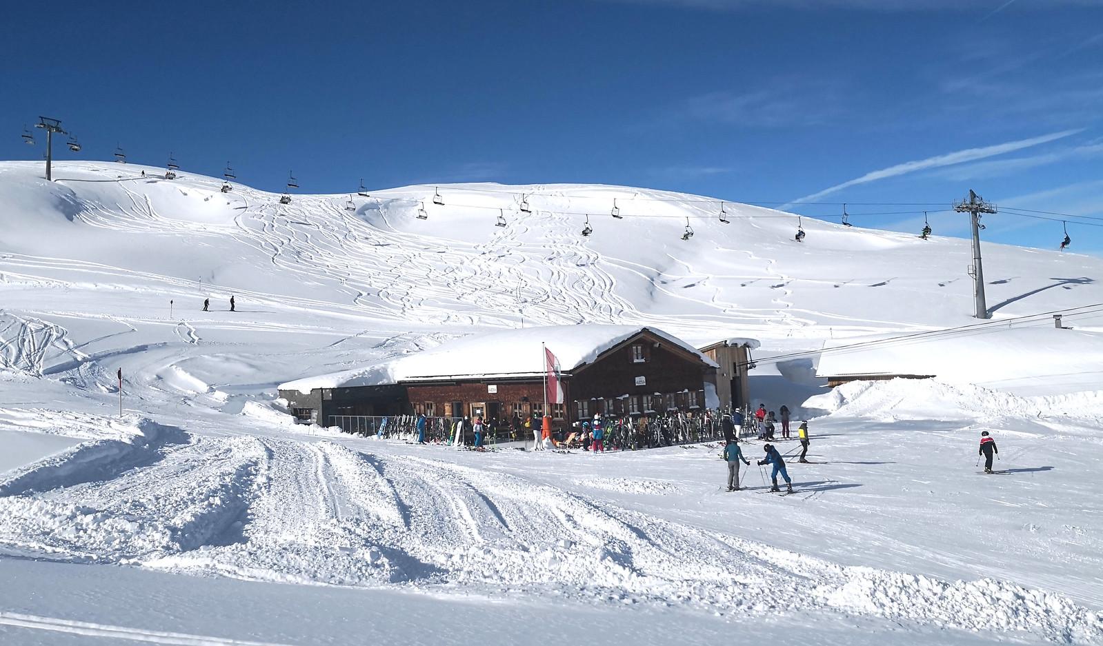 Skihütte Hochalp