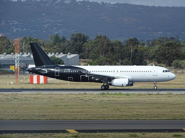 Untitled Airbus A320-200 TC-ODD