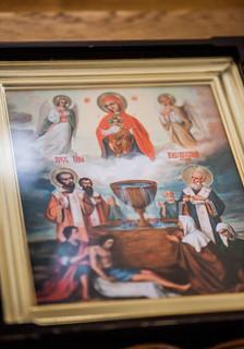 03.05.2019 | Литургия в Хутынском монастыре