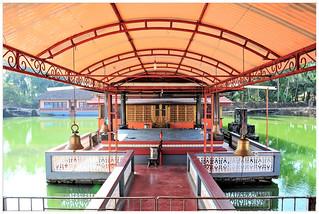 Ananthapuram Lake Temple