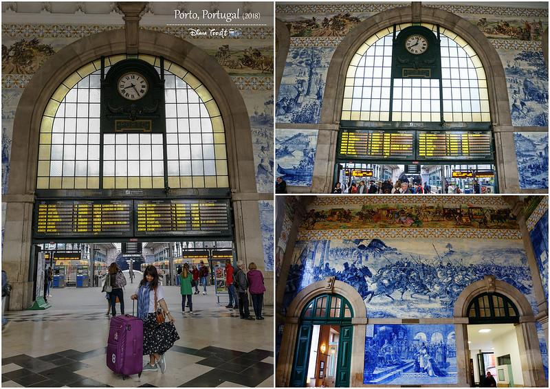 2018 Portugal Porto São Bento Station 02