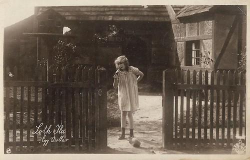 Ila Loth in Egy dollar (1923)