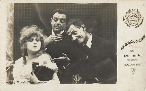 Ila Loth in Az ötödik osztály (1920)