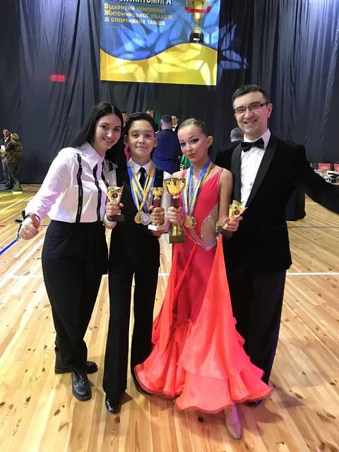 переможці танці