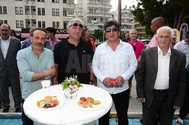 Hasan Vahapoğlu, Harun Toprak, Ahmet Top, Mehmet Top.