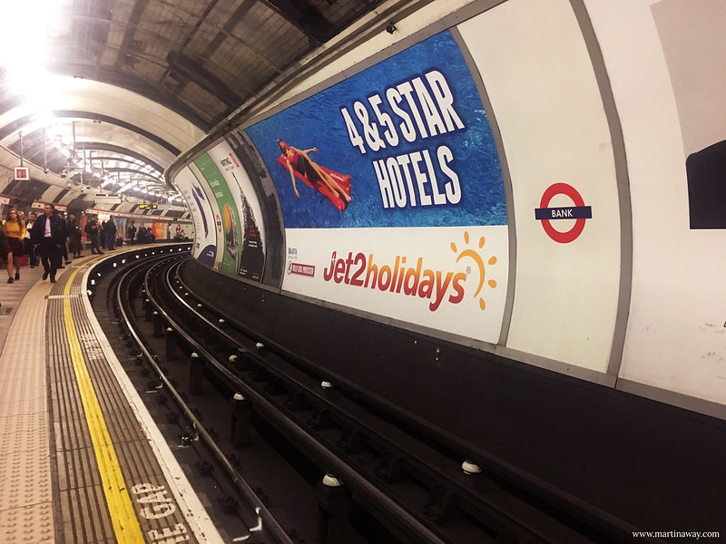 Metropolitana di Londra,  leggende di Londra