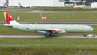 TAP Air Portugal A330-941 msn 1922