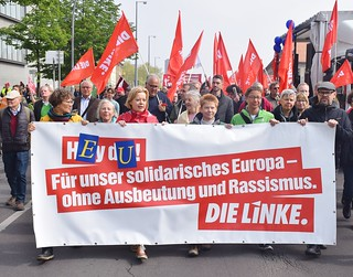 01.05.19: 1.-Mai-Demo des DGB Berlin