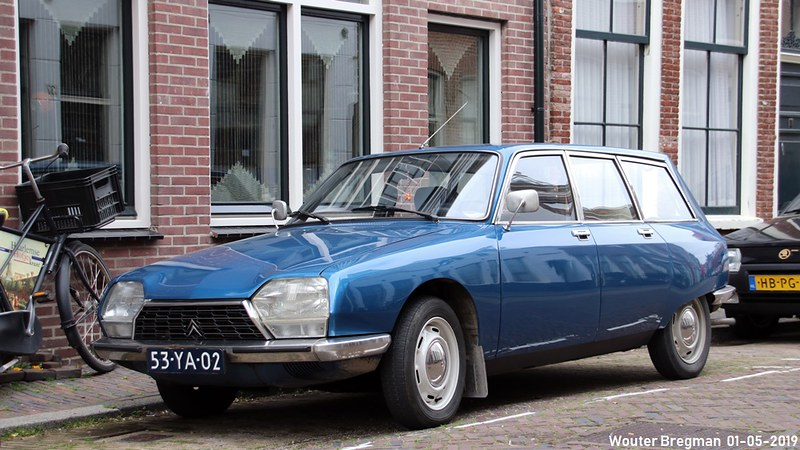 Citroën GS Break 1220 – 1975