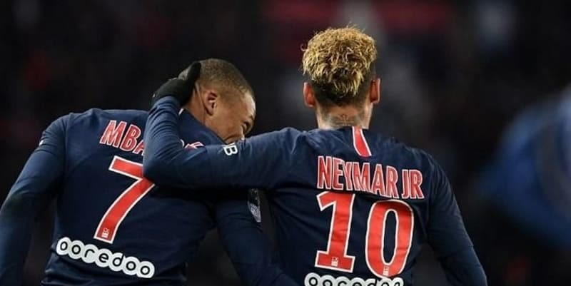 Mbappe Dihukum, Neymar Diselidiki Akibat Keributan Dipertandingan PSG vs Rennes