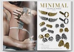MINIMAL- Valhalla Rings