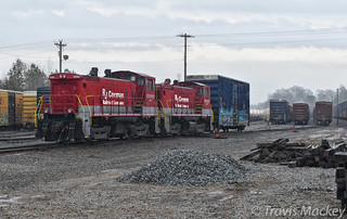 RJCS 94585 at Bowater Yard | by Travis Mackey Photography