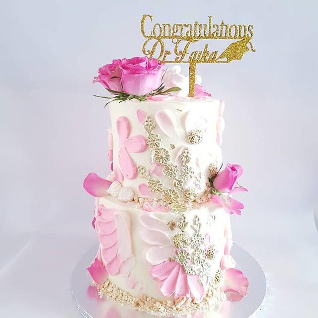 Cake by Zaheera's Patisserie