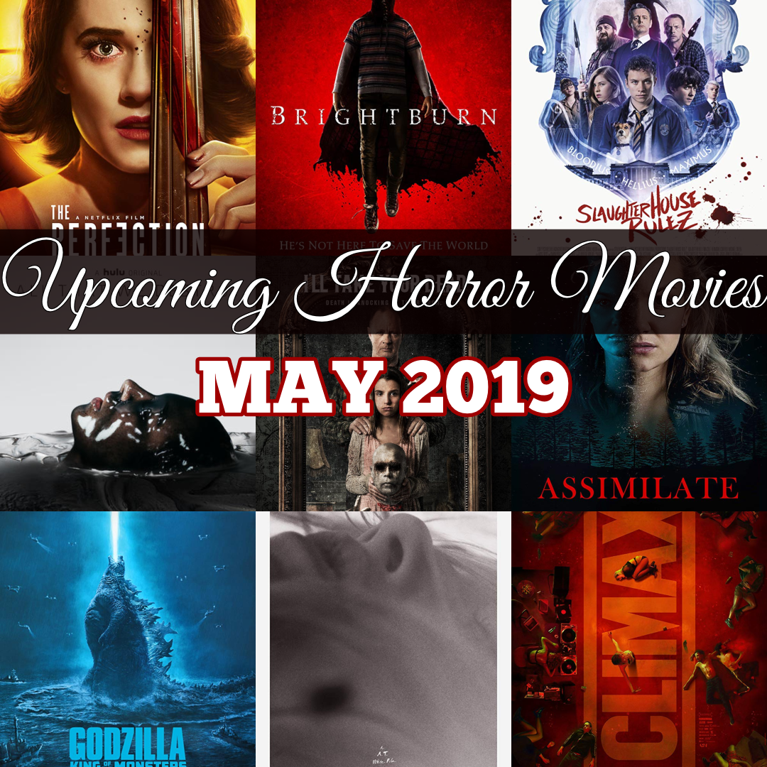 Real Queen of Horror | Long Live Horror!: Upcoming Horrors