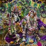 ISKCON Vrindavan Deity Darshan 04 May 2019