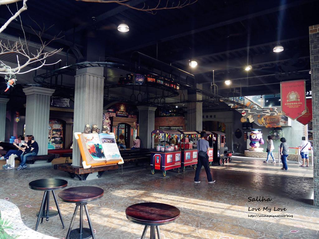 彰化一日遊好玩好拍打卡推薦台灣優格學院餅乾diy親子雨天景點 (10)