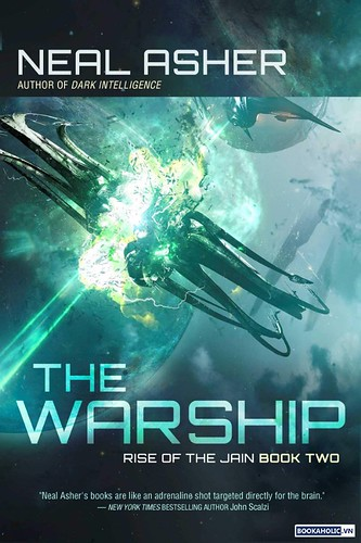 The Warship by Neal Asher