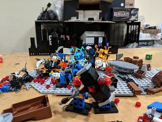 Battle of NY turn three | by Ninja_Bait