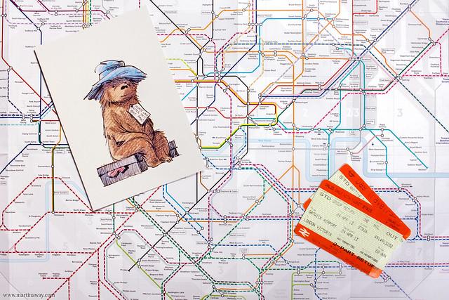 Muoversi a Londra