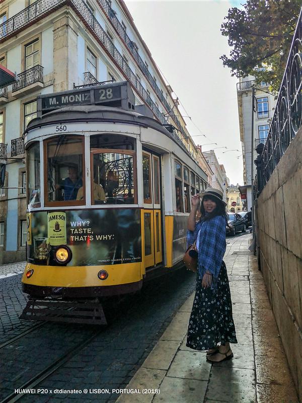 2018 Portugal Lisbon Tram 28 01