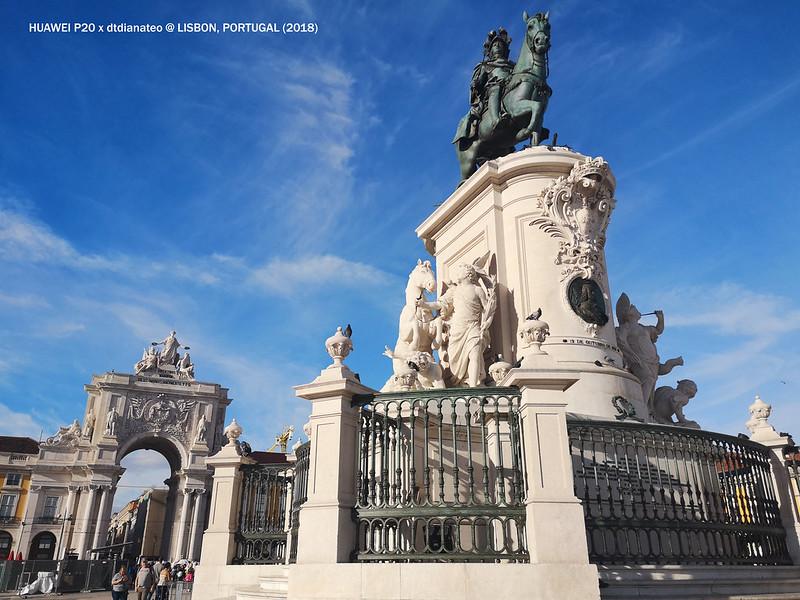 2018 Portugal Lisbon Praca do Comercio 01