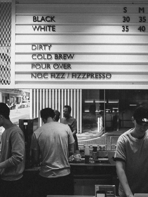 Noc Coffee, Causeway Bay