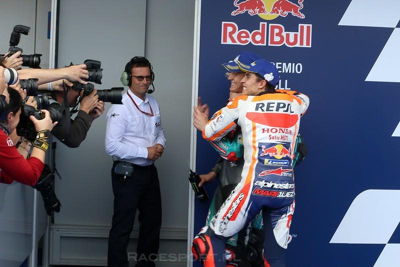 Marquez & Quartararo