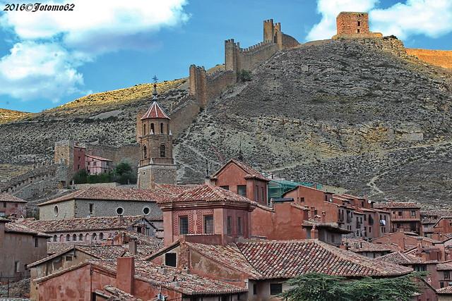 Albarracin y su Muralla
