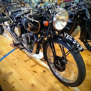 1938 Velocette KSS MkII 350cc